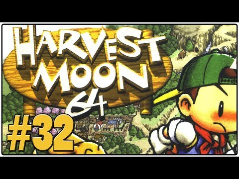 Harvest Moon 64 Nintendo 64