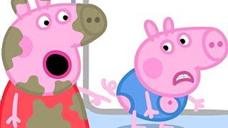 Video Peppa Pig Full Episodes | George's New Clothes | Cartoons for Children MP3, 3GP, MP4, WEBM, AVI, FLV Juni 2019