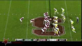 Kevin Hogan vs Oregon (2013)