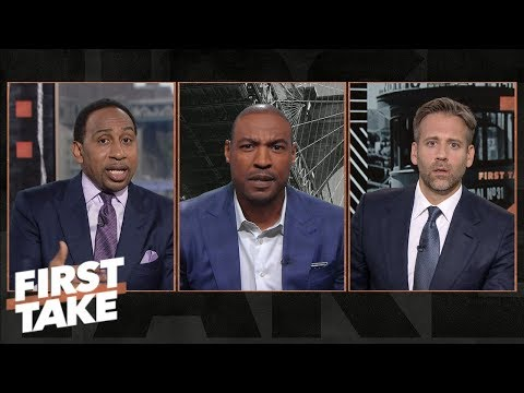 Will Eagles run away with NFC East Is Eli Manning 'cooked' | First Take | ESPN