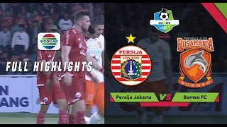 Video PERSIJA (2) vs BORNEO FC (0) - Full Highlight | Go-Jek Liga 1 bersama Bukalapak MP3, 3GP, MP4, WEBM, AVI, FLV Juni 2018