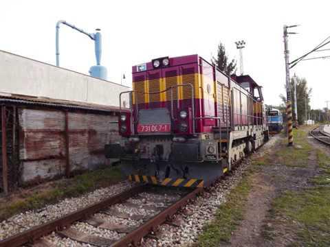 Den železnice 2012 fotky