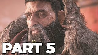 GEARS 5 Walkthrough Gameplay Part 5 - OSCAR (Gears of War 5)