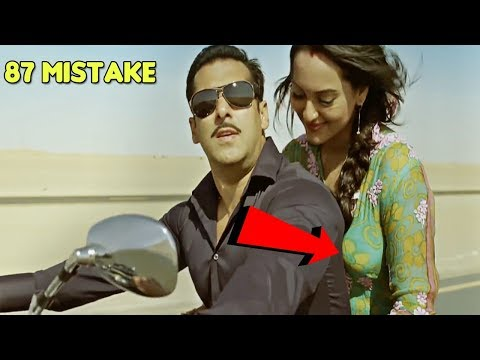 (87 Mistakes) In Dabangg - Plenty Mistakes With Dabangg Full movie - Salman Khan