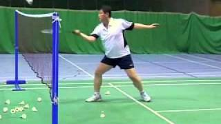 Video Badminton-Forehand Spin Net Shot MP3, 3GP, MP4, WEBM, AVI, FLV November 2018