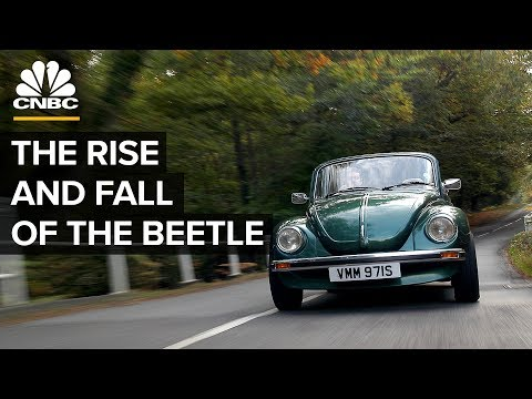 The Dubious History of the Volkswagen Beetle