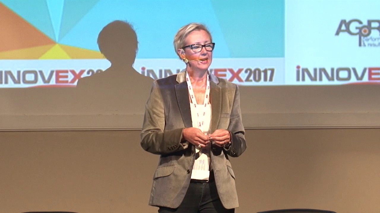 Annemie Ress – Creative and Diverse – How can large corporations preserve their innovation spark?