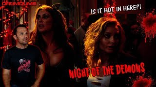 Drumdums Reviews Night Of The Demons  Sexiest Remake Ever
