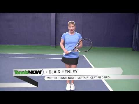 How to Hit a Slice | Free Tennis Instruction