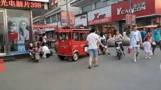 Anyang China  City new picture : Walking in Anyang, China. See REAL China!!! 在河南安阳走路