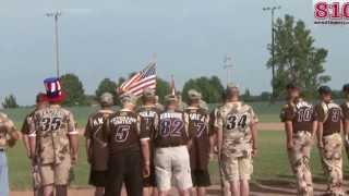 Chillicothe (MO) United States  city photos : Watch the US Military All Stars Pre-Game Ceremony in Chillicothe Mo 2013
