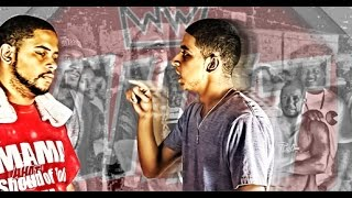 AHAT | Young Kannon vs. Wrekka