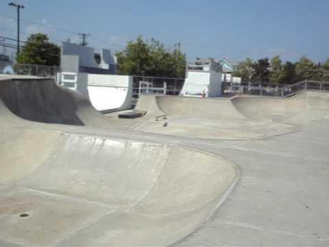 Ocean Bowl Skate Park Tour