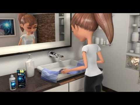 RevitaLens OcuTec® Multi-Purpose Disinfecting Solution (MPDS)