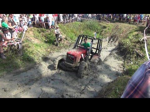 Papradňanský Boľceň: Obľúbená súťaž traktorov