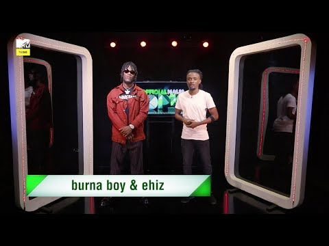 Burna Boy joins Ehiz on the Official Naija Top 10