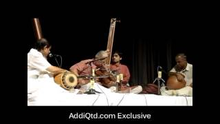 PROF T.N. KRISHNAN - Violin Performance - PART 2 SPICMACAY 2013