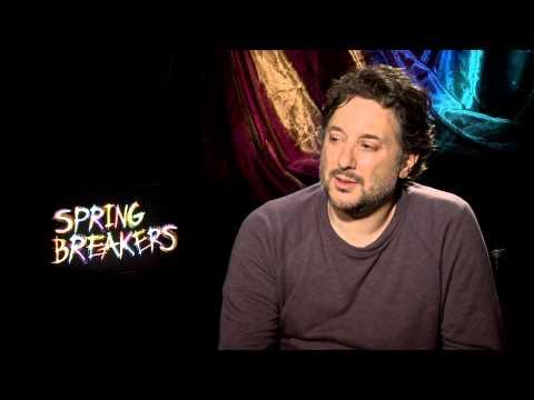 Spring Breakers (2013) Exclusive: Harmony Korine (HD) James Franco, Selena Gomez