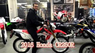 9. WR250R vs. CR250R // DR650 vs. KLR650 -- A Tall Rider's Review