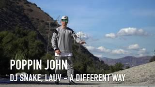 DJ Snake feat. Lauv   #ADifferentWay   DanceOn