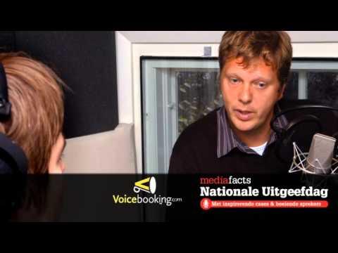 """Matthijs Sienot, Media voor Morgen: """" Een relatie bouwen met je publiek is cruciaal."""""""