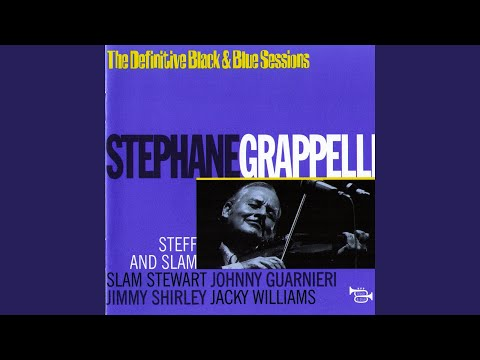 Stéphane Grappelli – Steff And Slam (Full Album)