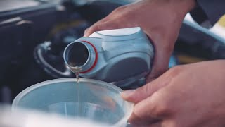 How to check and top up your engine oil  (sponsored) by Auto Express