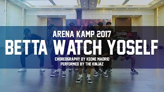 "Nonton ARENA KAMP 2017 | Keone Madrid ""Betta Watch Yo Self"" Film Subtitle Indonesia Streaming Movie Download"