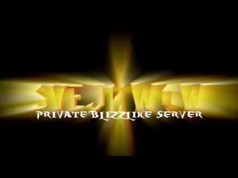 Svejk WoW Blizzlike Server 3.3.5a
