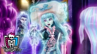 Nonton Monster High Haunted Teaser   Monster High Film Subtitle Indonesia Streaming Movie Download