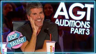 Video Simon Cowell's GOLDEN BUZZER Week on America's Got Talent 2019 | Part 3 | Auditions | Top Talent MP3, 3GP, MP4, WEBM, AVI, FLV Juli 2019