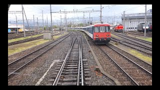 Video ★ Cab Ride Basel SBB - Däniken RB, Switzerland [2016] MP3, 3GP, MP4, WEBM, AVI, FLV November 2018
