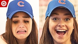 Cubs World Series 2016 Reaction | Sports Fan Stages full download video download mp3 download music download