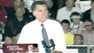 Romney Style: How to Destroy Your Campaign's Credibility in Five Easy Steps