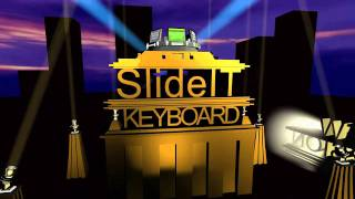 SlideIT Abstract Orange Skin YouTube video