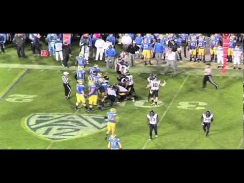 Khairi Fortt vs California 2013 video.