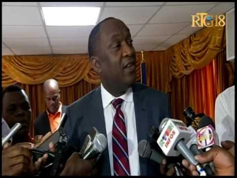 La Commission d'anti-corruption du Sénat a rencontré l'Ex ministre de la santé publique