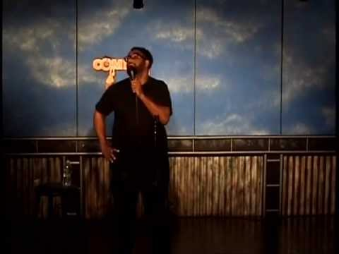 Alex Scott (Comedy Time) - (LAFF MOBB)