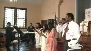 Boston Ethiopian Christian Fellowship Choir Part 1