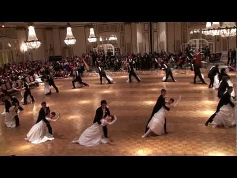 Waltz - The Stanford Viennese Ball Opening Committee waltzes to Künstlerleben, or Artists' Life, op. 316 , by Johann Strauss Jr. Choreography by Joachim De Lombaert ...