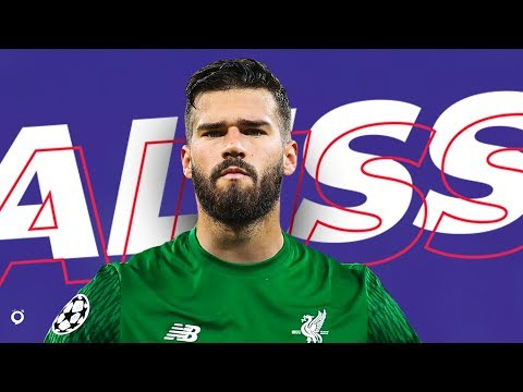 Alisson Becker - Welcome to Liverpool - AMAZING SAVES