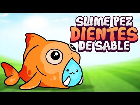 ¡SLIME PEZ DIENTES DE SABLE!  Slime Evolution