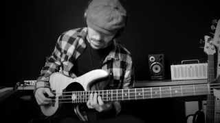 JOHN LEGEND - All of Me [Bass Solo Loop Arrangement by Miki Santamaria]