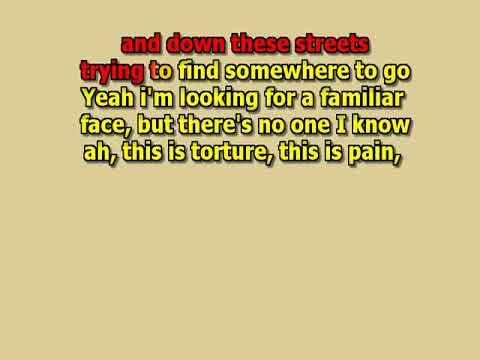 When You're Gone Bryan Adams  Best Instrumental Karaoke  Lyrics Cover
