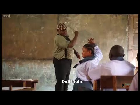 Because Of English 1 - 2018 Nigerian Nollywood Comedy Movie Full HD