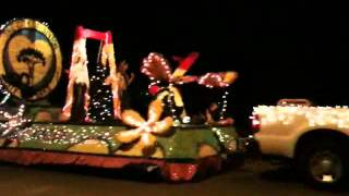 Rockport (TX) United States  city photos : The Rockport-Fulton Christmas Illuminated Land Parade - Rockport Texas USA