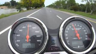 8. HONDA CB4 HYPER VTEC SPEC 2 TOP SPEED