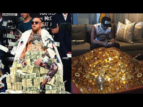 Floyd Mayweather's Lifestyle VS Conor McGregor's Lifestyle ★ 2019