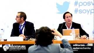 POSVENTA PLURAL - I Encuentro de Redes de Talleres: BOSCO ARANGUREN (GOOGLE AUTOMOCION)