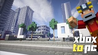 Minecraft: Xbox to PC Conversion Special! (Castle, LD, and World Edit!)